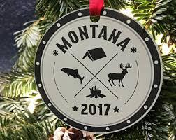 montana ornaments etsy