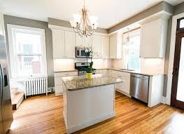 wood legs for kitchen island grey backsplash tile modern metal cooker square wood bar