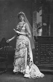 of the wedding dresses wedding dresses of the 1870s absinthe