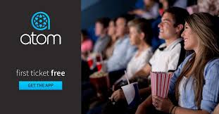 atom tickets free general movie admission with app download