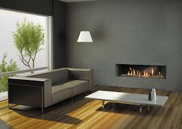 Livingroom Fireplace by Interior Charming Modern Grey Living Room Decoration Using Modern