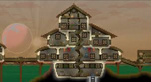 My New Home by Finally Got To A Point That Consider My New Home Done Starbound