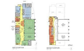 community design center floor plans brigantine community center