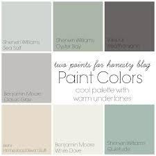 Modern House Color Palette Interior Design Best Interior Paint Color Palette Modern Rooms