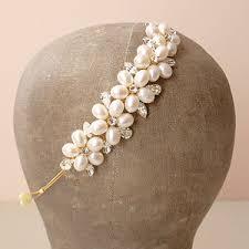 pearl hair accessories pearl wedding hair accessories