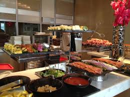 Buffet Wynn Price by Las Vegas Daze Mozen Bistro Brunch At Mandarin Oriental