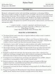 preschool teacher resume objective teacher resume objective sample wonderful design ideas teacher resume objective 12 resume teaching