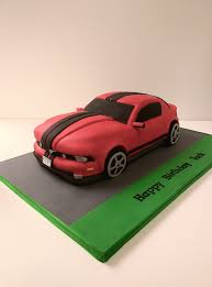 2011 Ford Mustang Black 242 Best Mustang And Other Ford Cakes Images On Pinterest