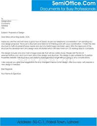 cover letter for sending business proposal to comapany business