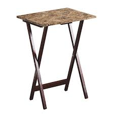 big lots folding table folding tray tables at big lots need for basement biglots big