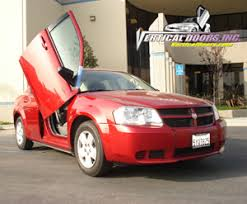 2008 dodge avenger custom parts dodge avenger vertical doors at andy s auto sport