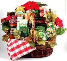 christmas gift baskets deluxe family italian gift basket
