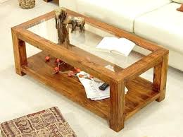 glass coffee table wooden legs wooden table with glass top coffee with glass top coffee table oak