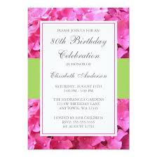 80th birthday party invitation templates free wedding invitation