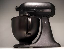 kitchenaid artisan black friday kitchenaid has a new all black stand mixer because 2017 demands
