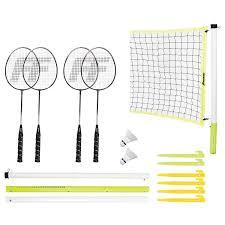 franklin advanced badminton full set franklin sports