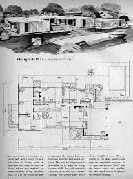1950s modern home design historic mid century modern house plans for sale today 9 luxury