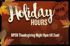 thanksgiving hours walden galleria