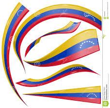 Venezuela Flag Colors Venezuela Flag Set Stock Vector Image Of Insignia Gift 58888392