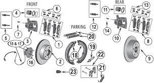 2010 jeep liberty parts jeep liberty kk brake parts 08 11 quadratec
