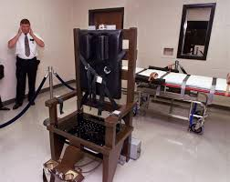 Electric Chair Executions Gone Wrong by Tennessee Wants To Reinstate The Electric Chair Youtube