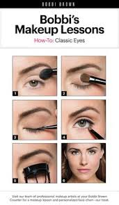 makeup tutorial classes how to s ultimate makeup lesson by brown