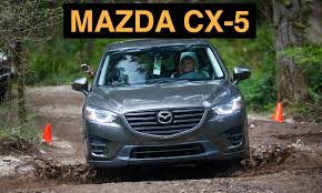 mazda rx5 2016 mazda cx 5 off road and track review youtube