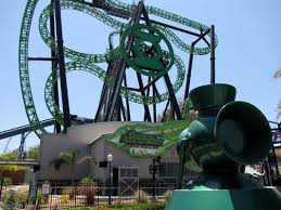 Six Flags Texas Accident Six Flags Magic Mountain Update Ninja Green Lantern And More