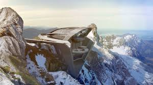 Iron Man House Matte Painting May Cg Channel