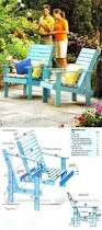Adirondack Deck Chair Outdoor Wood Plans Download by Deck Chair Plans Outdoor Furniture Plans U0026 Projects