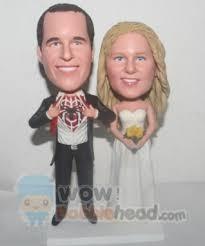 wedding bobbleheads custom bobblehead personalized bobbleheads