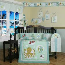 under the sea crib bedding home inspirations design