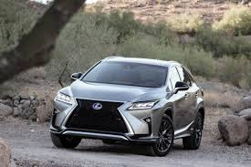 lexus rx 2017 more than just numbers 2017 lexus rx 450h f sport six speed blog