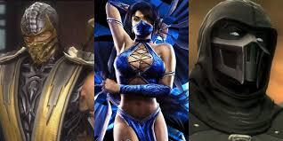 Noob Saibot Halloween Costume Mortal Kombat Ninja Ranked
