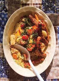 cuisiner un couscous couscous d été sur le barbecue ricardo