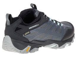 merrell womens hiking boots sale merrell moab fst goretex hiking black grey s shoes merrell