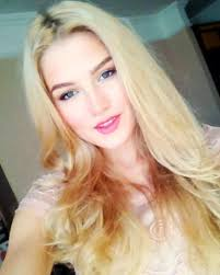 pageant hair that wins the most blonde russian student wins beauty pageant prize thanks to her