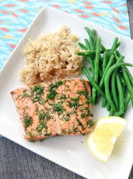10 minute instant pot salmon from frozen healthy ideas for