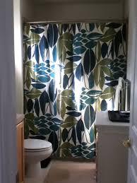 Rainforest Shower Curtain - curtains ideas corner curtain tracks inspiring pictures of