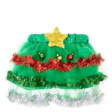 light up christmas skirt claire s christmas tree tutu skirt with light up star s women s