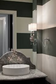 Black White And Silver Bathroom Ideas 677 Best Stripes Images On Pinterest Room Architecture And