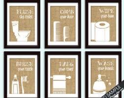 Funny Bathroom Gifts Kitchen Bath Prints Food Gifts Fresh By Kitchenbathprints
