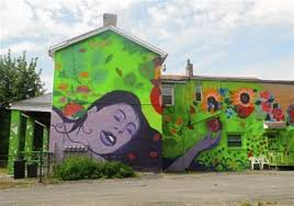 House Murals by Pittsburgh Is A City Of Murals Pittsburgh Post Gazette