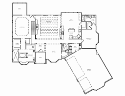 home floor plans with basement wood flooring 4 bedroom ranch house plans basement best of decor