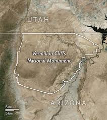 The Rift Ce Treasure Map What Trump U0027s Shrinking Of Bears Ears Grand Staircase Escalante