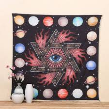 tapestry home decor indian mandala blankets tapestry wall hanging bohemian bedspread