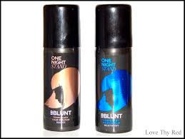 bblunt one night stand blue velvet bronze review love thy