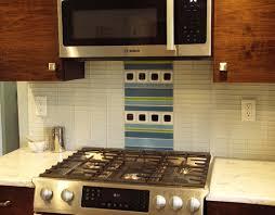 Modern Kitchen Countertops And Backsplash Kitchen White Glass Tile Backsplash With Glass Front Kitchen