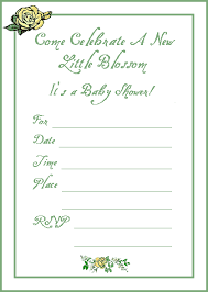 Online Invitations With Rsvp Online Invitations Baby Shower Theruntime Com