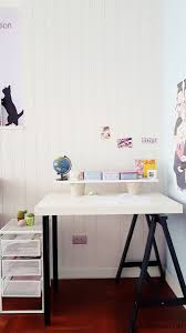 Diy Stand Up Desk Ikea by Diy Ikea Hack Children U0027s Lack Desk And Standing Office Desk